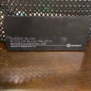 Bh cosmetics 10 color blush